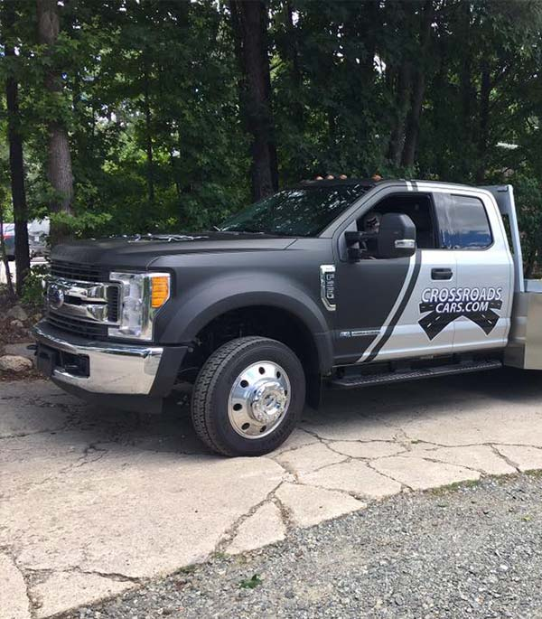 Raleigh Truck Wraps