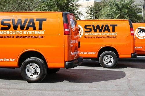 Van fleet wraps