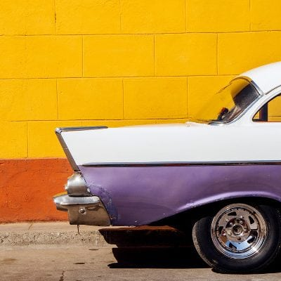 Protect Your Hotrod's History with Creative Car Wraps