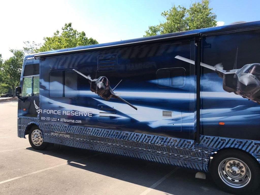 Rv Wraps Raleigh Nc King Tutt Graphics