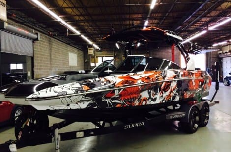 Boat Graphics Raleigh Nc King Tutt Graphics