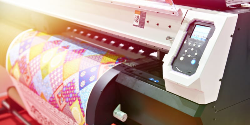 Large-format printing can be a big boost for a small business
