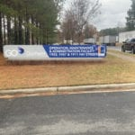 Sign Design in Raleigh, North Carolina