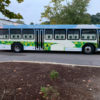 Transit Bus Full Wraps in Raleigh, North Carolina
