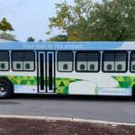 Transit Bus Full Wraps in Raleigh, North Carolina