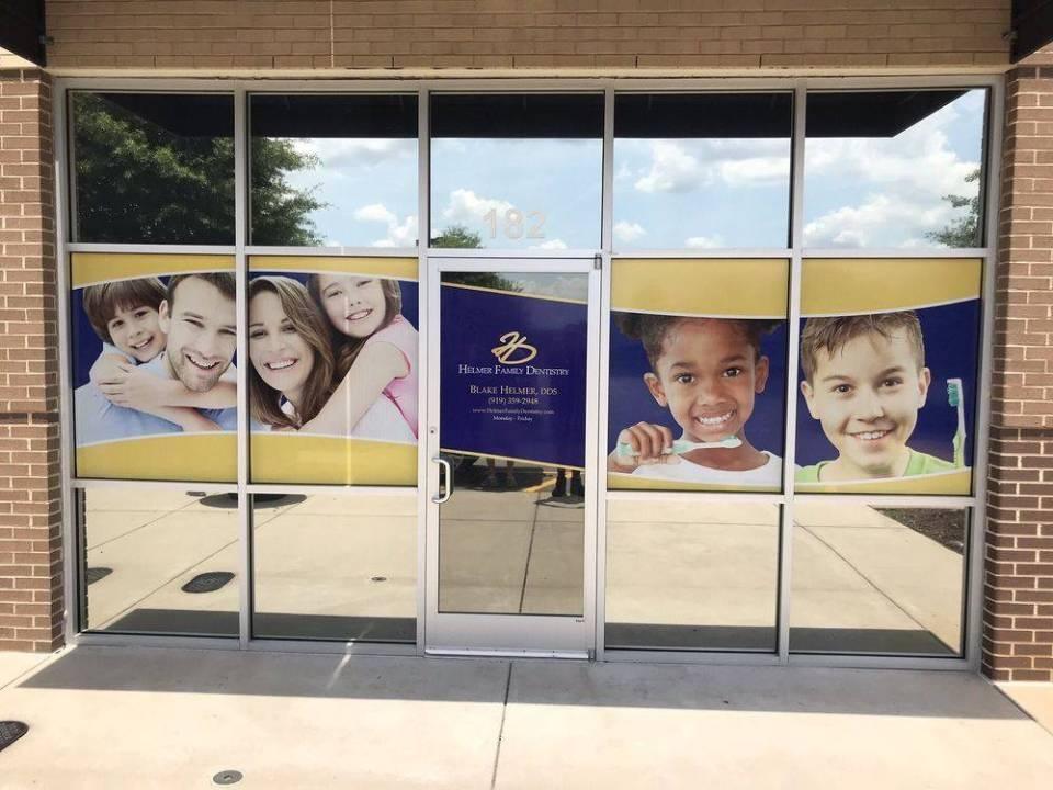Retail Signs, Charlotte, NC