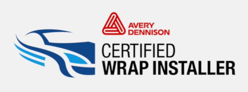 Avery Dennison Certified Wrap Installers in Raleigh, North Carolina