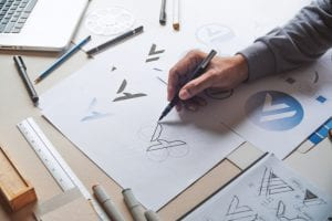 principles of good logo design that our graphic designers