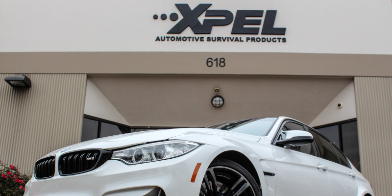XPEL Authorized Dealer in Raleigh, North Carolina