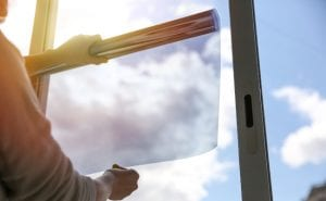 Commercial Window Tinting in Cary, North Carolina